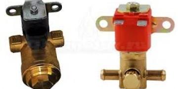 Електроклапани газового обладнання