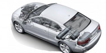 Установка ГБО дає можливість використовувати відмінне автомобільне паливо