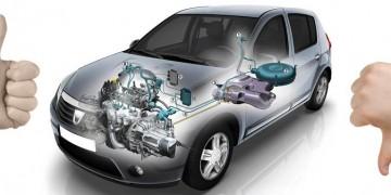 Позитивні і негативні сторони установки газобалонного обладнання на авто