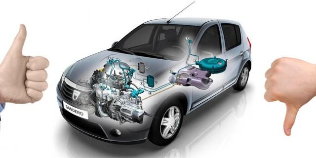 Де краще розмістити газовий балон в авто з ГБО