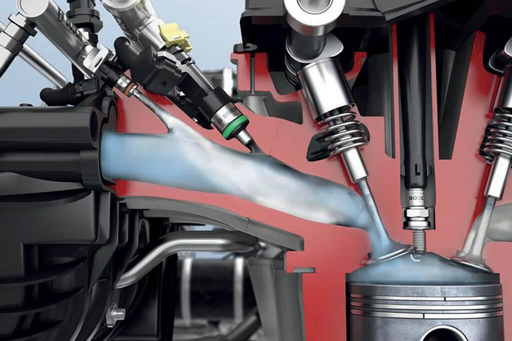 Чистка газових форсунок в сервіс Газ ВІП