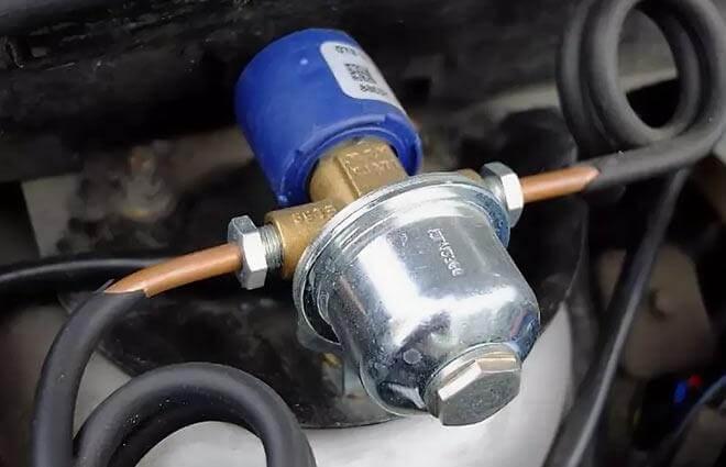 Электроклапаны газового оборудования фото