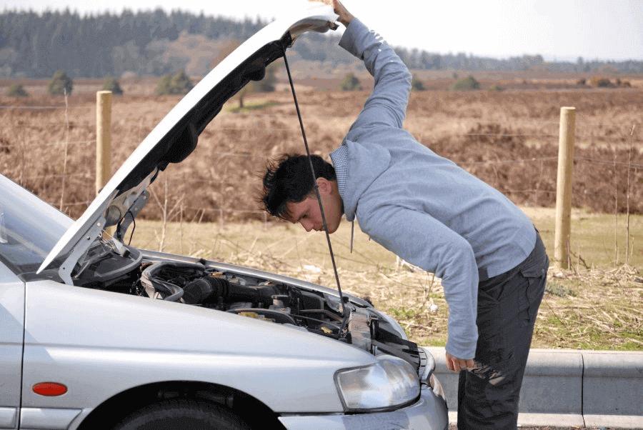 Дать автомобилю остыть