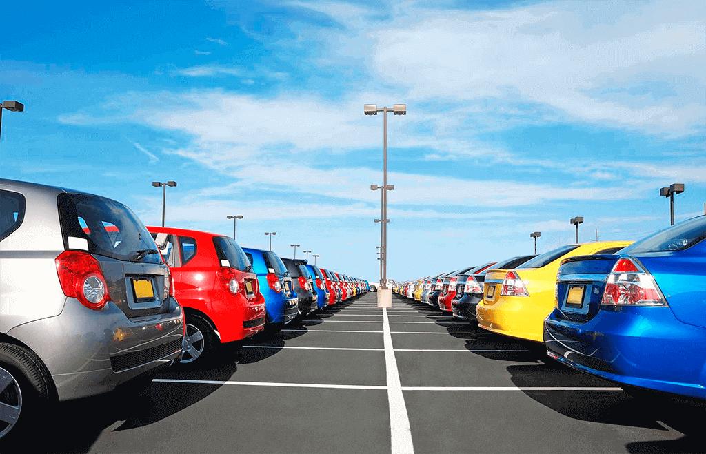 Штрафы за неправильную парковку в Европе
